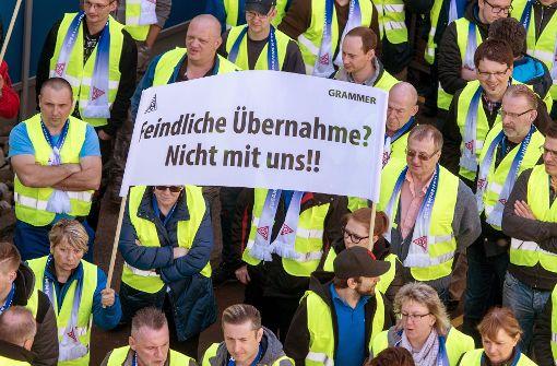 Gewerkschafter appellieren an Aktionäre