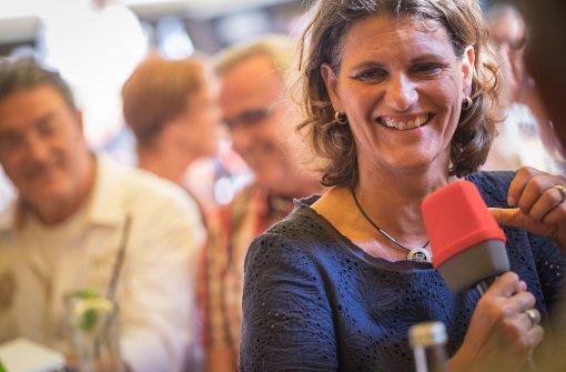 Landtagsabgeordnete Brigitte Lösch (Grüne) Foto: Max Kovalenko