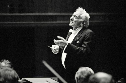 Das Hauptwerk des Meisterdirigenten