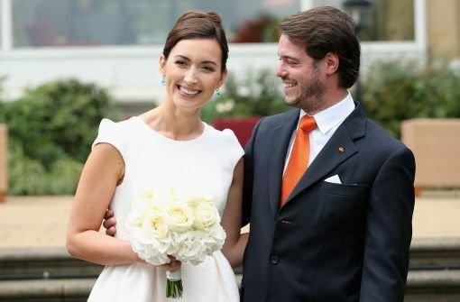 Hochzeit im Schnelldurchlauf