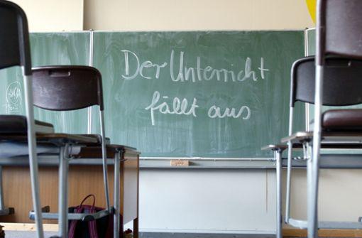Maulkorb in Sachen Unterrichtsausfall?
