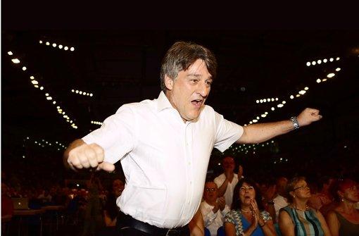Bernd Wahler weckt Lebensgeister