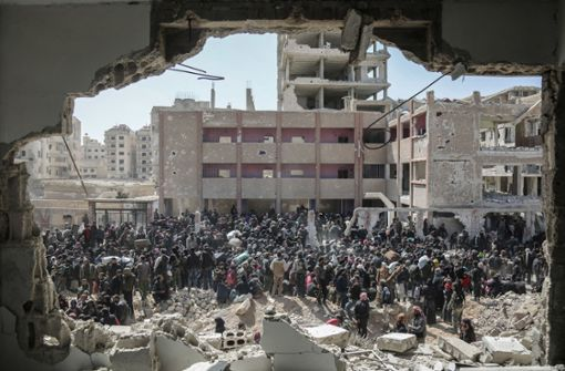 Flüchtlinge sind in Syrien von  Folter bedroht