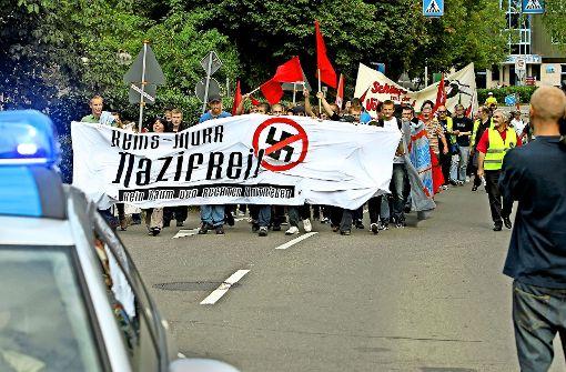 AfD  stellt Anfrage zu Antifaschisten