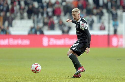 Besiktas erneut türkischer Meister