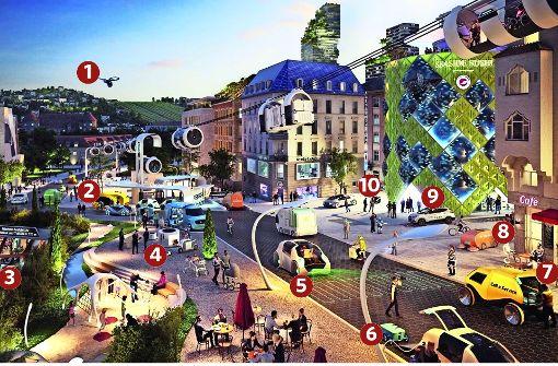 Stuttgart auf dem Weg zur Smart City