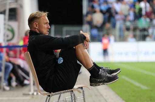 Erol Sabanov zum SV Sandhausen