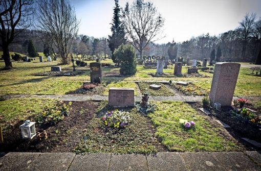 Vom Schießplatz zum  ungeliebten Friedhof