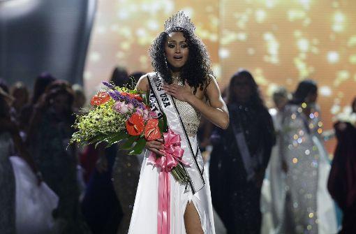 Eine Chemikerin ist die neue Miss USA