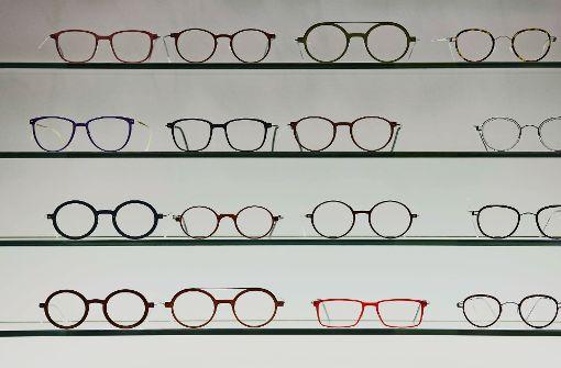 Mit Brille den modischen Durchblick