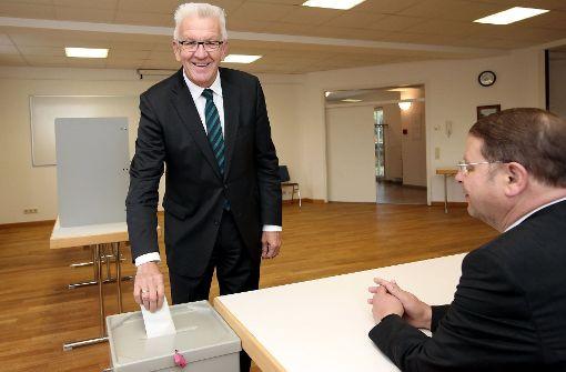 Baden-Württemberger gehen zahlreicher zur Wahl als 2013