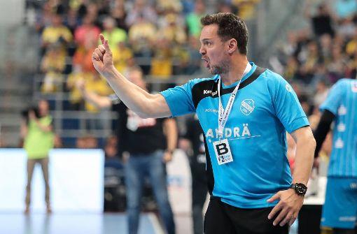 Die erwartete Niederlage des TVB Stuttgart
