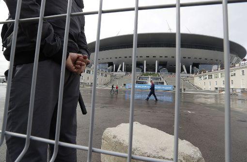 Politiker gibt Betrug bei Stadionbau zu
