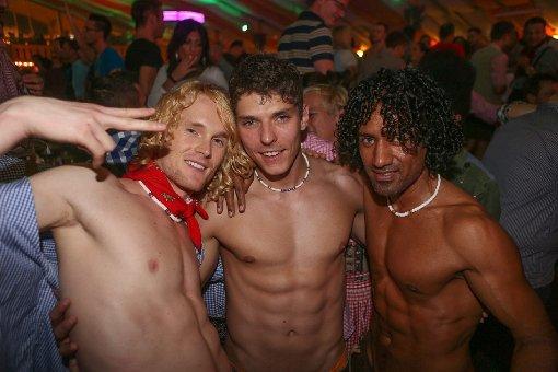 Cannstatter Volksfest: Schwule und Lesben feiern auf der