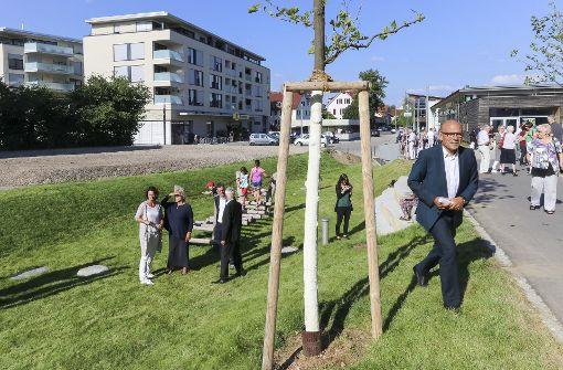 Eine neue Mitte für den Stadtteil Korntal
