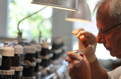 Mit 60 ist noch nicht Schluss im Job