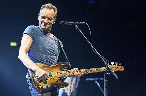 Sting kehrt in Stuttgart zu den eigenen Wurzeln zurück