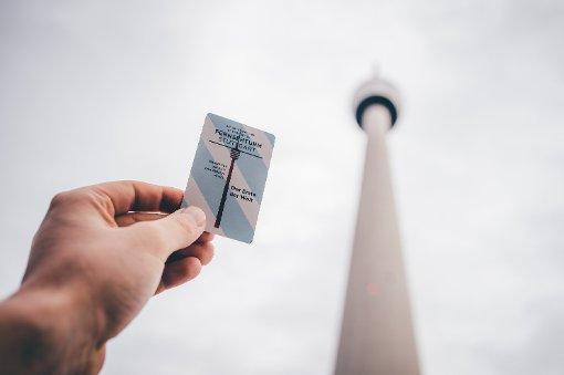 Jetzt ist der Fernsehturm in Stuttgart auch wieder für Besucher geöffnet.  Foto: www.7aktuell.de   Florian Gerlach
