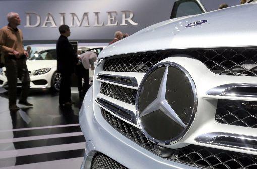 Daimler muss Dokumente aus Diesel-Razzia offenlegen