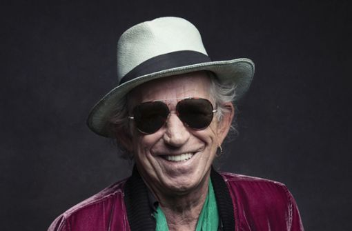 Keith Richards über Mick Jagger, Mozart, Elvis und Groupies