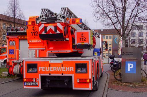 Verdächtiges Päckchen lässt Polizei und Feuerwehr anrücken