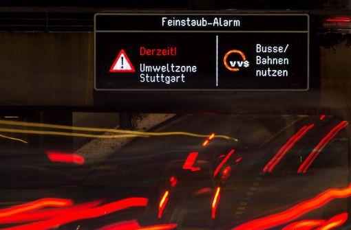 Fahrverbot-Pläne: Polizei steht vor vielen Rätseln