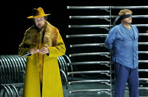 Tristan und Isolde in Bayreuth bejubelt