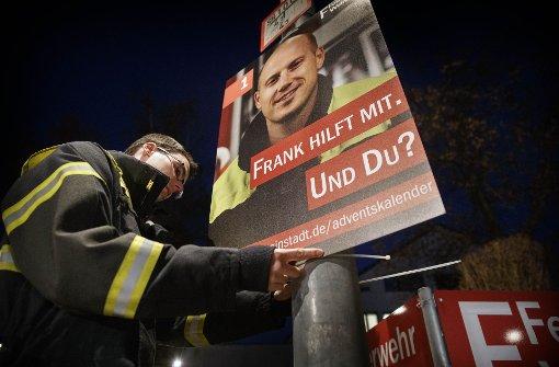 Die Gesichter der Feuerwehr