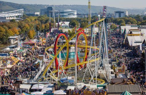 Messe schlägt Volksfest