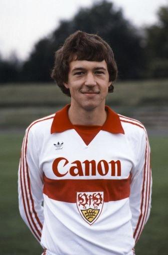 Karl Allgöwer im bAugust 1980/b Foto: Pressefoto Baumann