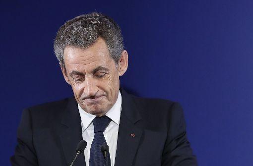 Ex-Staatschef Sarkozy muss vor Gericht