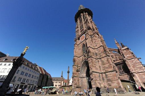 In Freiburg gab es eine Bombendrohung (Symbolbild). Foto: dpa