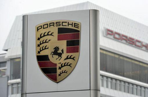 Porsche hält an verdächtigtem Manager fest