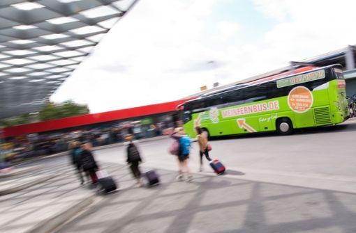 Flixbus erweitert sein Busangebot von Stuttgart aus. Foto: dpa