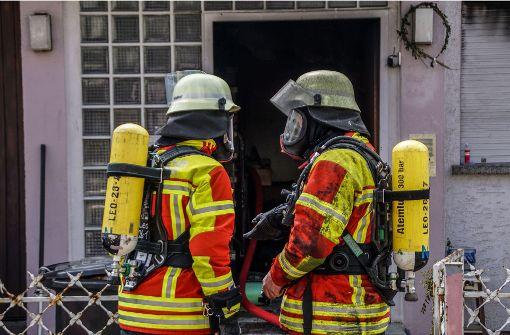 Feuer verwüstet Einfamilienhaus