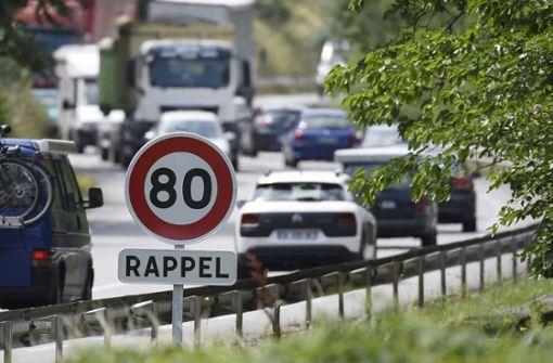 Neues Tempolimit für Landstraßen