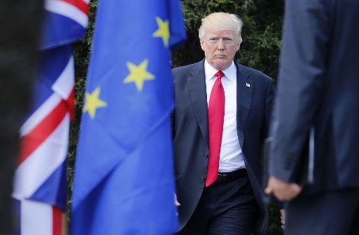 G7-Gipfel endet im Streit mit Trump