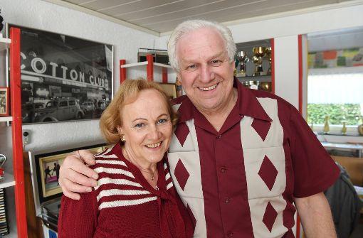 Mit einem Boogie-Woogie-Video haben sich Nellia und Dietmar Ehrentraut in die Herzen Hunderttausender getanzt. Foto: dpa