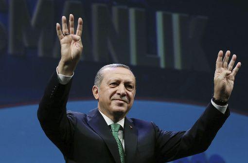 Erdogans Speerspitze in Deutschland