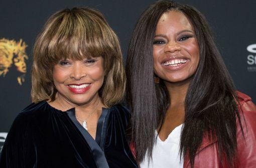 Tina Turner selbst präsentiert die Hauptdarstellerin