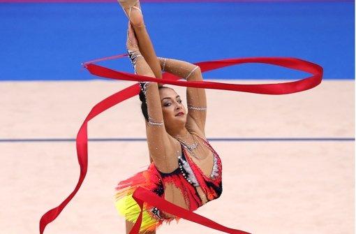 Wartet weiter auf Olympia-Ticket: Jana Berezko-Marggrander Foto: Baumann