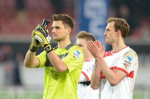 Sven Ulreich: Wir haben Nürnberg kaum Tormöglichkeiten gegeben, waren aber beim eigenen Passspiel zu unkonzentriert. - Note: 3 Foto: dpa