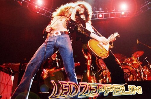 Helene auf Led Zeppelins Fersen