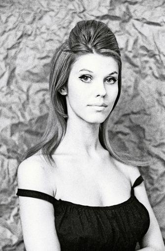 Silvie Brucklacher-Gunzenhäußer als Studentin der Bayrischen Staatslehranstalt für Fotografie in München im Jahr 1962. Foto: Silvie Brucklacher-Gunzenhäuser