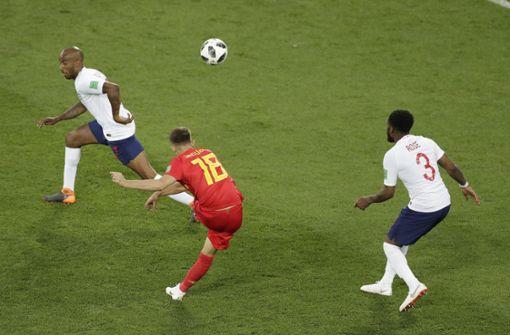 Belgien holt sich den Gruppensieg gegen England