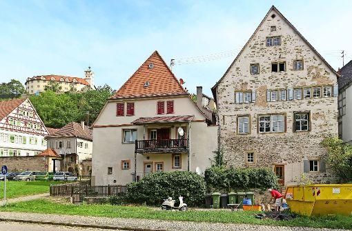 Wohnen in 400 Jahre alten Wänden