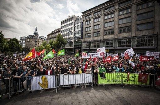 Freifahrt für Pegida erzürnt SÖS/Linke