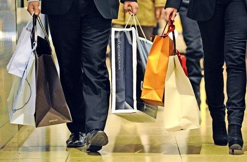 Kauflustige Verbraucher sorgen für winziges Plus