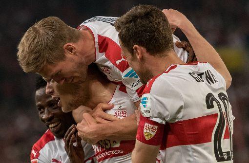 VfB und 96 kurz vor dem Aufstieg