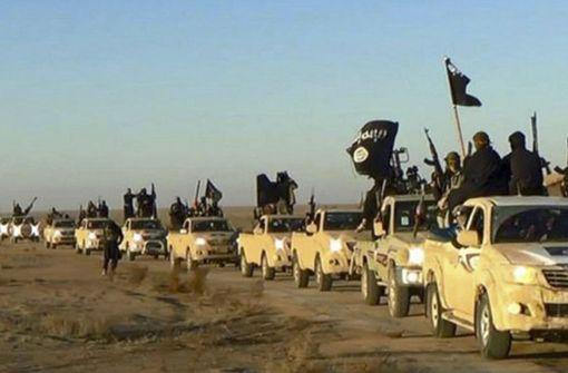 Syrer wegen Terrorverdachts festgenommen